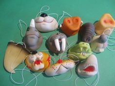 Animal Noses x 8 :JasParty for sale on Trade Me, New Zealand's auction and classifieds website Kids Bedroom, Bedroom Ideas, Animal Noses, Home And Living, Christmas Ornaments, Holiday Decor, Party, Animals, Home Decor