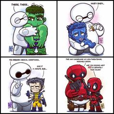 Baymax is awesome!
