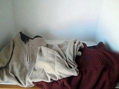 St Johns Bay Mens 2XL Fleece Set of 2 Shirt Jacket Brown Maroon #StJohnsBay #ShirtJacket #Activewear