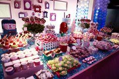 #ariel #princesaariel #princess #mesadebolo #docinhos #guloseimas #cupcake #cake