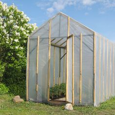 Learn how to setup and install a greenhouse shade cloth net on homemade and greenhouse kits. Installing a shade cloth to your greenhouse isn't hard at all. Greenhouse Shade Cloth, Build A Greenhouse, Greenhouse Ideas, Homemade Greenhouse, Greenhouse Wedding, Greenhouse Gardening, Home Design Plans, Plan Design, Bluebird House