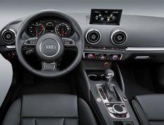 2012 Audi A3 interior