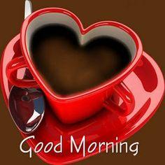 Bakje koffie.. Lekker begin van de dag!