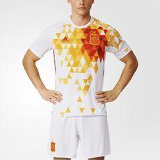 adidas - UEFA EURO 2016 Spanien Auswärtstrikot Replica