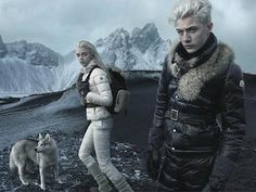Moncler tells heartfelt fairytale for fall advertising campaign ...