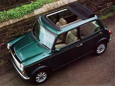 Small Cars Are Beautiful Mini Cooper Classic, Classic Mini, Classic Cars, British Open, Mini Clubman, Mini Countryman, Audi A5, Mini Cooper Interior, Bmx Cranks