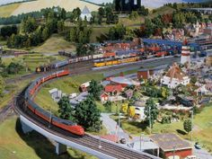 love model trains!
