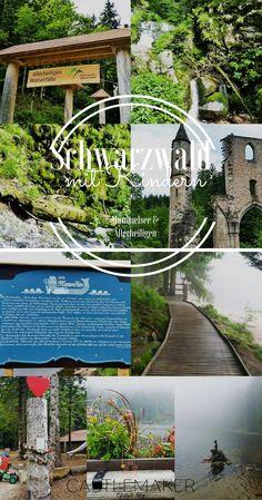 Ferien im Schwarzwald sind wunderschön und er hat so viel zu bieten, wie z.B. der sagenumworbene Mummelsee oder die Allerheiligen Wasserfälle. Entdeckt diese Ausflugsziele mit Kindern auf meinem Blog und dann real.