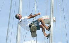 How to tie nine sailing knots