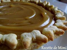By popular demand, the ultimate and exquisite caramel tart too easy! - Desserts - My Fork Dessert Ricardo, Bon Dessert, Tarte Caramel, Caramel Tart, Desserts Caramel, Cake Ingredients, Homemade Taco Seasoning, Homemade Tacos