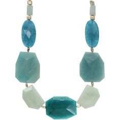 ROX by Alexa Chunky Stone Necklace - jcpenney