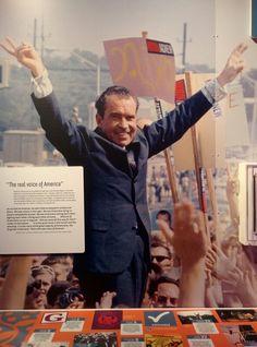 Nixon 1968 Chicago History Museum