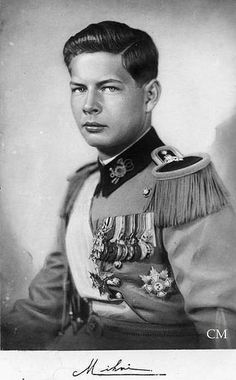 King Michael I of Romania