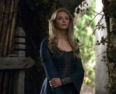 Guinevere from the Starz series Camelot