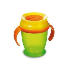 LOVI Mug 360 Mini UK green with handles is distinguished by its attractive appearance and innovative action. Mini Uk, Mother And Baby, Brewing, Handle, Action, Mugs, Green, Group Action, Tumbler