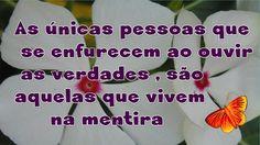 FALANDO DE VIDA!!: As verdades