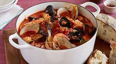 Shellfish and Potatoes à la Marinière | レシピ | ムール貝の ...