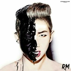 Rapmon is truly beautiful