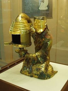 Ancient china science and technology.  This was a god that was used in many different celebrations of ancient China.