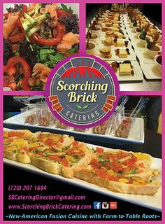 Scorching Brick Catering – Colorado Wedding & Special Events Catering