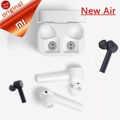 Original Xiaomi Air TWS Airdots Pro Earphone – Best quality products and great prices. Free Worldwide Shipping – Why Not Online Shop Earbuds With Mic, Stereo Headphones, In Ear Headphones, Car Bluetooth, Bluetooth Headphones, Phone Accesories, Hifi Stereo, Noise Cancelling, Tablet Computer