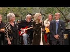 Rhonda, brother Darrin and mother Carolyn Vincent - Teardrops Over You - YouTube