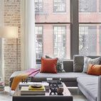 The residence is located on Crosby Street, which is part of the landmarked SoHo Cast Iron Historic District. Once a manufacturing and ind...