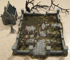 graveyard miniatures wargame - Google Search