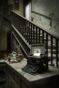 Abandonned  ....