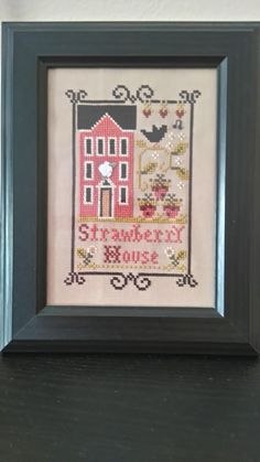 Strawberry House LHN Designs