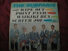 The Surfaris Play Wipe Out, Point Panic, Waikiki Run, Surfer Joe...Original 1963