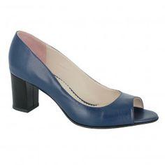 Sandale CAREX albastru pigment Pumps, Heels, Heeled Mules, Fashion, Sandals, Choux Pastry, Moda, Fashion Styles, Court Shoes