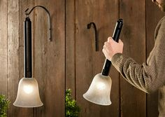This Portable Outdoor Lantern Is Perfect For The Local Mob…