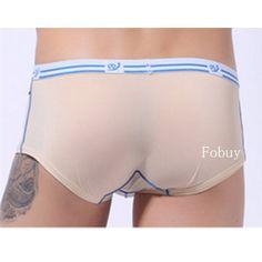 1007 Man's underwear skin 2