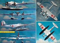"""C.R.D.A. CANT Z.506S """"Airone"""" (Supermodell ?) 1:72"""