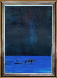 How Often at Night | William Kurelek