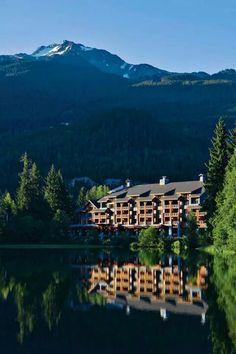 Nita lake lodge, Whistler, Canada