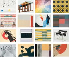 Bauhaus Bauhaus Art, Bauhaus Design, Images Of California, Letterpress Invitations, Collage Making, Exhibition Poster, Berlin, Surface Pattern Design, Moma