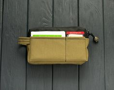 Travel organizer Small travel document organizer from