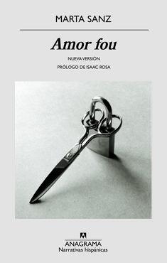 """Crónica de la presentación de """"Amor Fou - Nueva Versión"""" de Marta Sanz, en el Centro Andaluz de las letras Málaga el 19 de abril del 2018."""