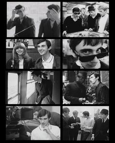 Unseen Quadrophenia images.  From subbaculture.co.uk