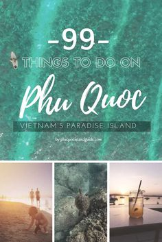 Discover all the amazing things to see and do on Phu Quoc, Vietnam's largest island. From gazing at the sunset to discovering remote beaches, we list them all!