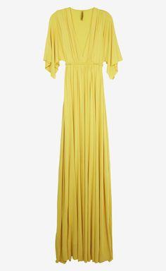 ++ Long Caftan Dress