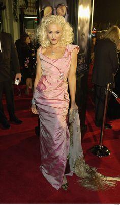 Gwen Stefani, singer