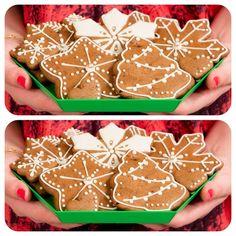 Biscoito de Gengibre – Gingerbread | Vídeos e Receitas de Sobremesas