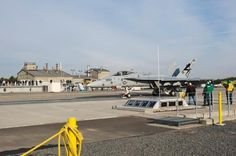 For more than 50 years, the on-ramp to the highway to the danger zone was a steam catapult that launched fighter jets from an aircraft carrier, but it lo