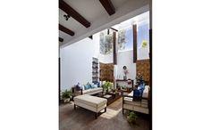 Villa Interiors For Siji Rehana and Sudeep Parambath by Deep and Hana Architects