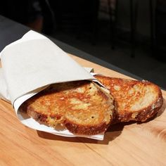 KAPITI GRILLED CHEESE Best Grilled Cheese, I Love Food, Real Food Recipes, The Best, French Toast, Grilling, Sandwiches, Recipies, Paleo