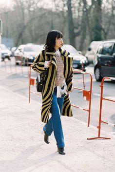 Paris Fashion Week AW 2015....Before Louis Vuitton