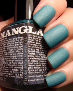 ManGlaze ILF, another beautiful color